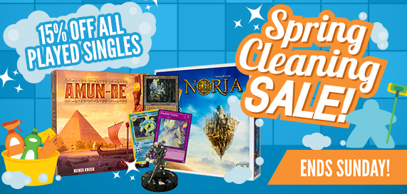 Spring Cleaning Sale