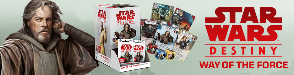 Star Wars: Destiny - Way of The Force
