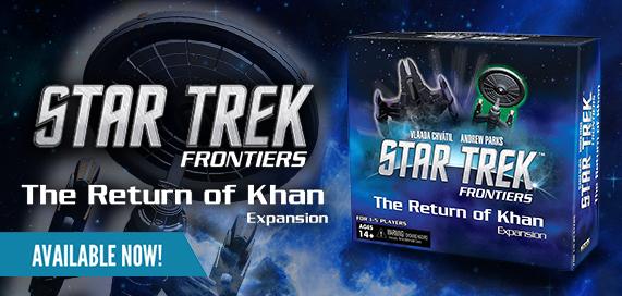 Star Trek Frontiers: Return of Khan