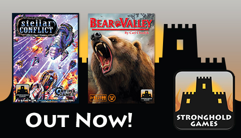 New Stronghold Games Releases: Stellar Conflict & Bear Valley
