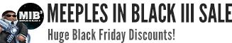 Meeple in Black Pt.3: Black Friday Sale