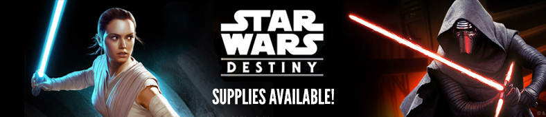 Star Wars: Destiny Supplies