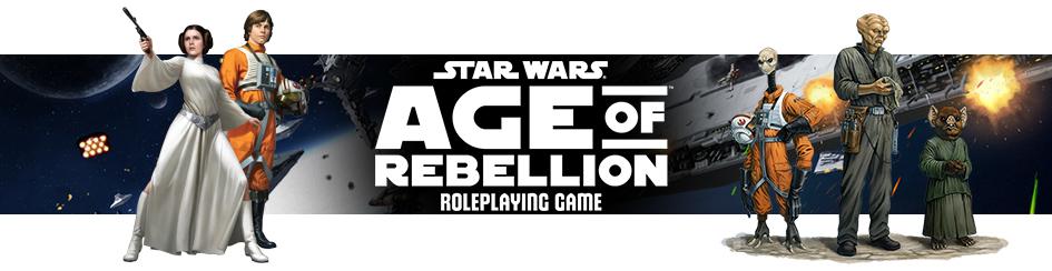 Star Wars Age of Rebellion