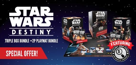 Star Wars: Destiny - Triple Box Bundle
