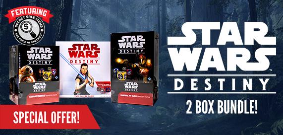 Star Wars: Destiny - Two Box Bundle