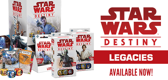 Star Wars Destiny: Legacies