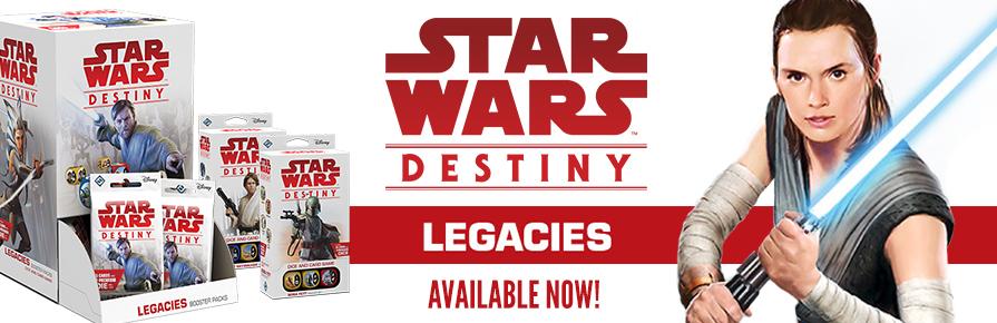 Star Wars: Destiny - Legacies