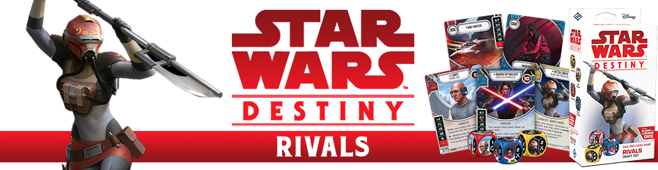 Star Wars: Destiny - Legacies