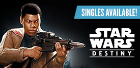 Star Wars Destiny Singles Available