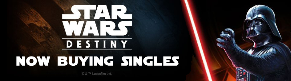 Star Wars Destiny Now Buying Singles