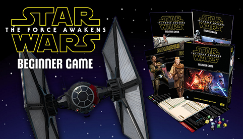 Star Wars The Force Awakens Beginner Game