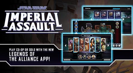 Imperial Assault - Legends of the Alliance App