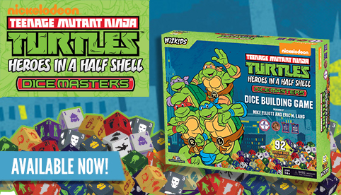 TMNT: Heroes in a Half Shell Box