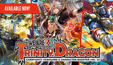 We Are!!! Trinity Dragon Character Booster
