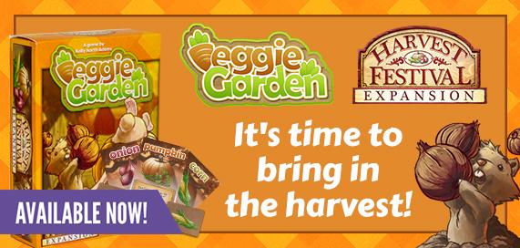 Veggie Garden: Harvest Festival