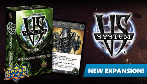 VS System: The ALIEN Battles Expansion