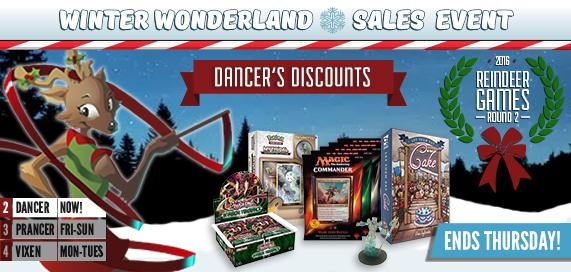 Winter Wonderland Sales Event - Dancer's Picks