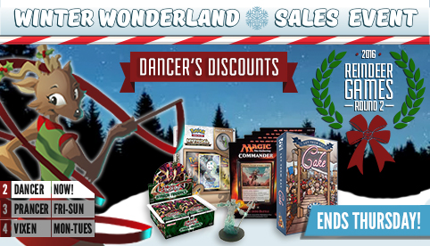 Winter Wonderland Sales Event - Dancer's Picks