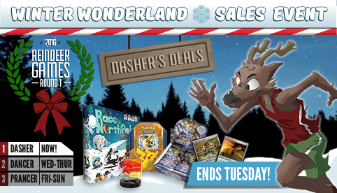 Winter Wonderland Sales Event - Dasher's Picks