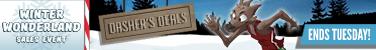 Winter Wonderland Sales Event - Dasher's Picks
