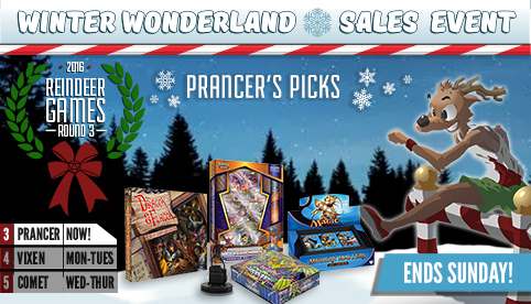 Winter Wonderland Sales Event - Prancer's Picks