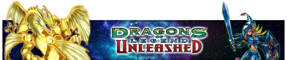 Dragons of Legend: Unleashed