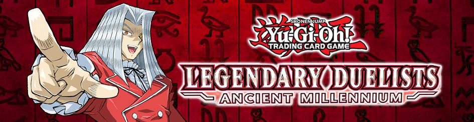 Yugioh - Ancient Millennium