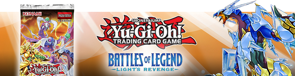 Yugioh - Battles of Legend -Light's Revenge-