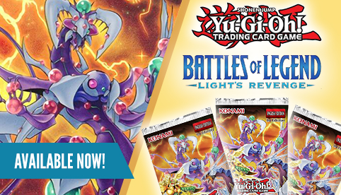 Yugioh - Battles of Legend Light's Revenge