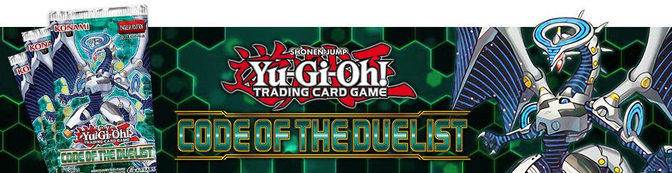 Yugioh - Code of the Duelist