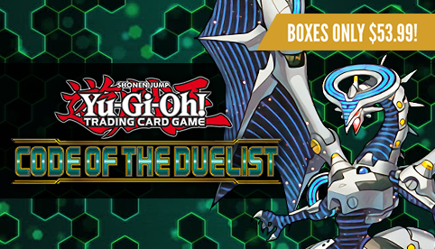 Yugioh - Code of the Duelist