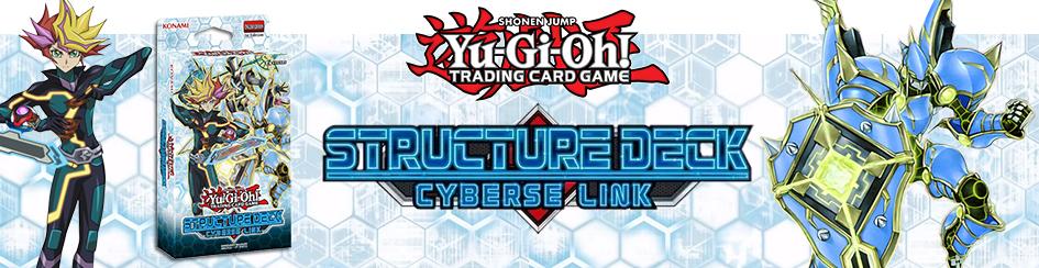 Yugioh - Cyberse Link