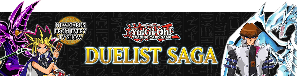 Yugioh - Duelist Saga