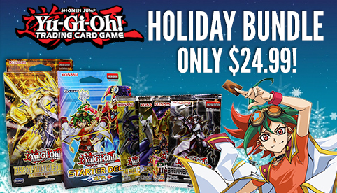 YuGiOh! Holiday Bundles