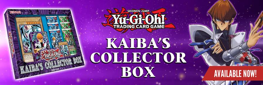 Yugioh - Kaiba's Collector Box