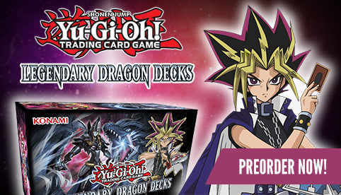Yugioh - Legendary Dragon Decks