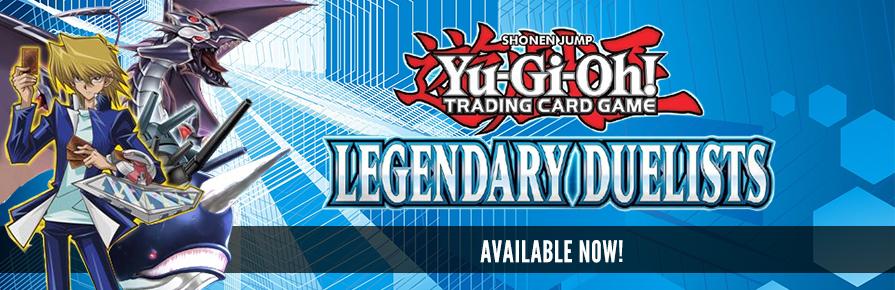 Yugioh - Legendary Duelists