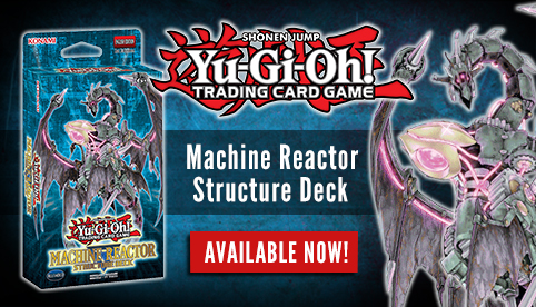 Machine ReactorStructure Deck