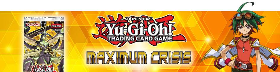 Yugioh - Maximum Crisis
