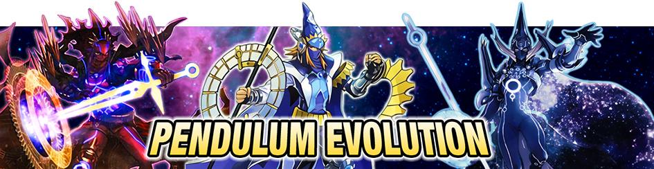 Yugioh - Pendulum Evolution