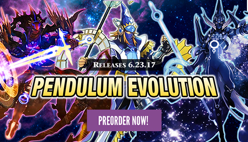 Yugioh - Pendulum Evolution