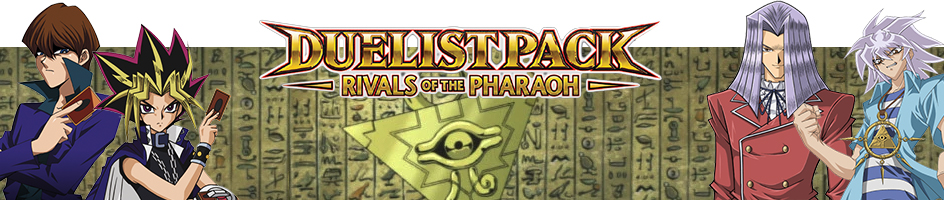 Duelist Decks Rivals of the Pharaoh
