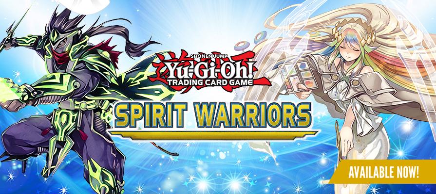 Yugioh - Spirit Warriors