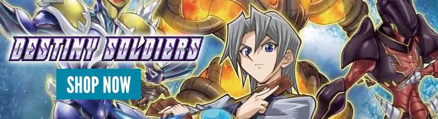 Yu-Gi-Oh! Destiny Soldiers