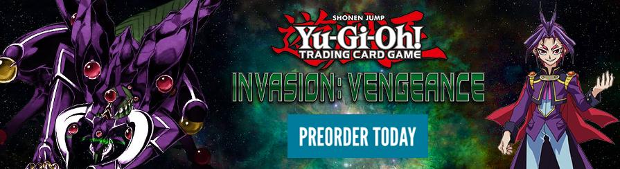 Yu-Gi-Oh! Invasion: Vengeance