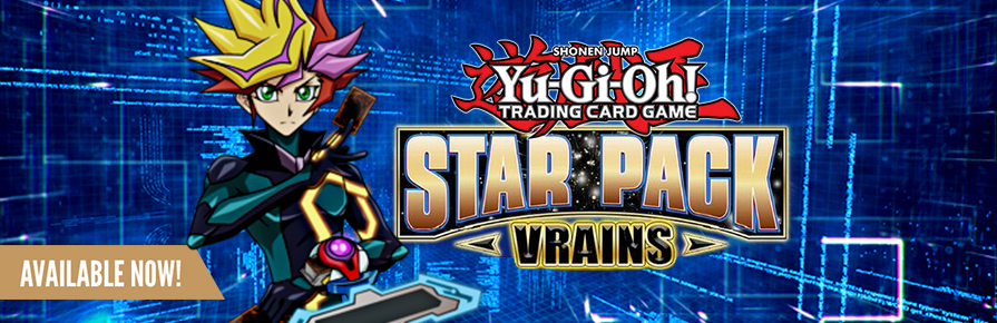 Yugioh - Star Pack Vrains