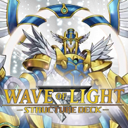 Yugioh - Wave of Light Structure Deck