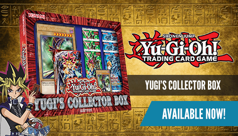 Yugioh - Yugi's Collector Box
