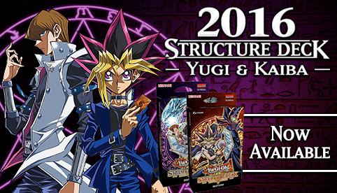Structure Decks Yugi and Kaiba