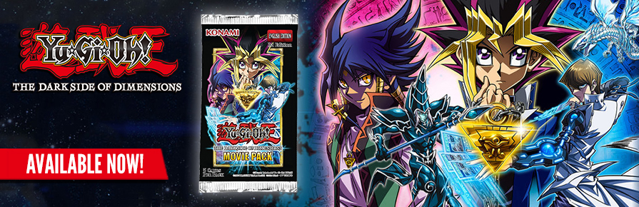 Yu-Gi-Oh! Dark Side of Dimensions